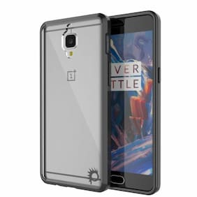 OnePlus 3 Case Punkcase  LUCID 2.0 Series w/ SHIELD GLASS Lifetime Warranty