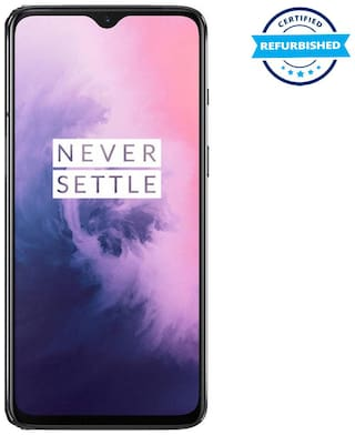 OnePlus 7 6 GB 128 GB  Mirror Grey (Refurbished : Like New)