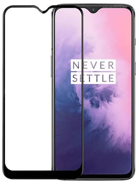 Oneplus 7 6D Tempered Glass | Oneplus 7 6D Glass Black | Oneplus 7 6D Tempered Glass | Oneplus 7 6D Edge To Edge Tempered Glass