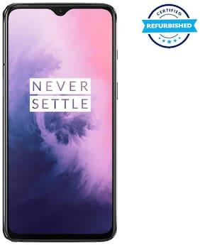 OnePlus 7 8 GB 256 GB  Mirror Grey (Refurbished : Excellent)