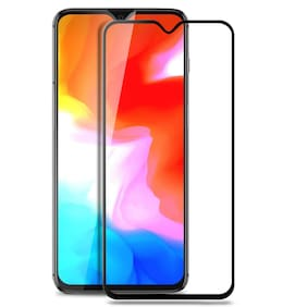 ONEPLUS 7 All Angle Fully Covered Edge To Edge Curved Nano Glass [Pack Of 1]