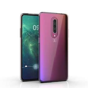 Oneplus 7 Pro Soft Silicone Edge Protective Back Cover FREE SHIPPING US SELLER