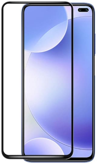 Onliest Edge to Edge 6D/11D Tempered Glass Screen Protector for Poco X2/Redmi note 9pro /Redmi Note 9 Pro Max/Redmi k30