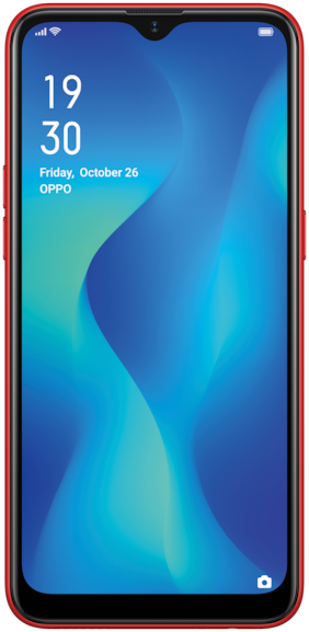 OPPO A1K 2 GB 32 GB Red