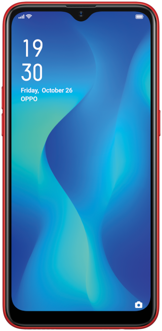 OPPO A1K 2GB 32GB Red