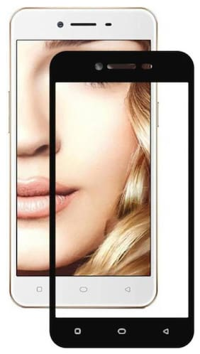 TEMPERED GLASSES Edge to edge tempered glass For Oppo a37