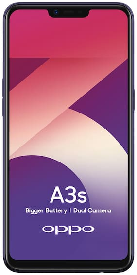 Oppo A3s 16 GB (Purple)