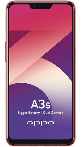 Oppo A3s 32 GB (Red)