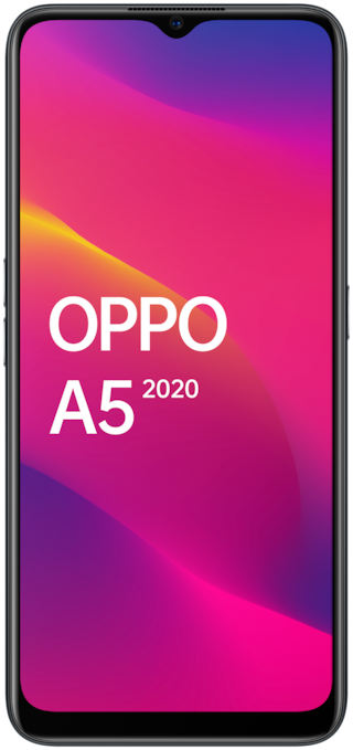 OPPO A5 2020 3GB 64GB Mirror Black