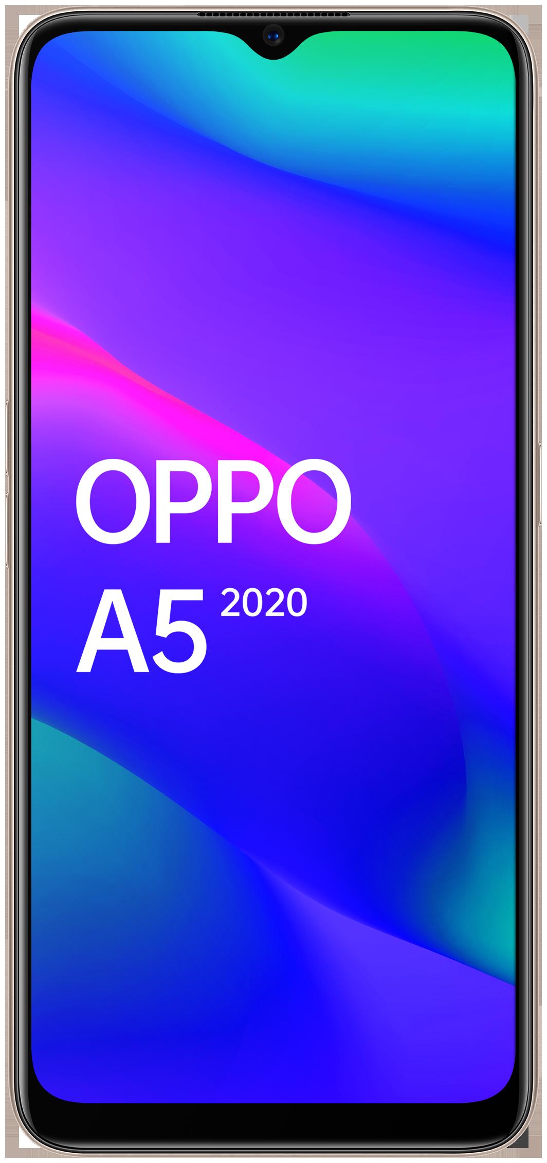 Oppo A5 2020 4 GB 64 GB Dazzling White