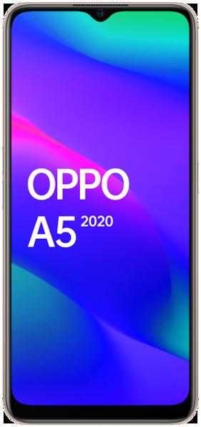 OPPO A5 2020 3GB 64GB Dazzling White