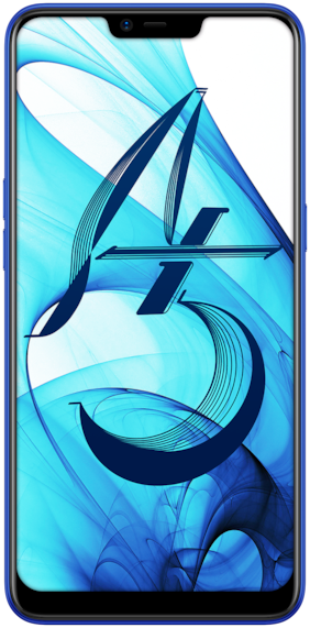OPPO A5 4 GB 64 GB Diamond Blue