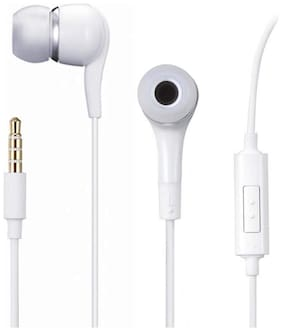Mobality Oppo a5 In-ear Wired Headphone ( White )
