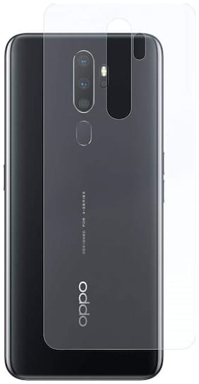 Oppo A9 2020 back screen guard with superior quality