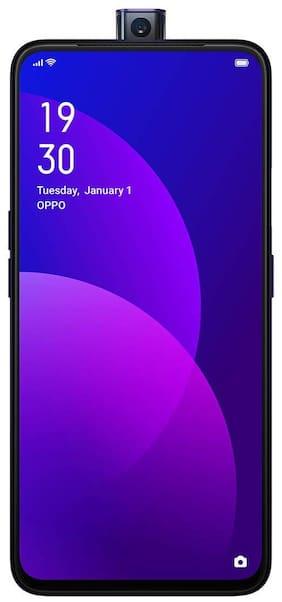 OPPO F11 Pro 6 GB 128 GB (Thunder Black)