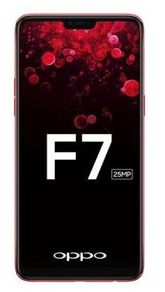 OPPO F7 Diamond Black 6GB 128GB