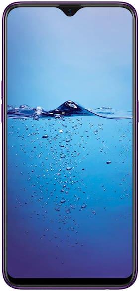 OPPO F9 4 GB 64 GB Stellar Purple