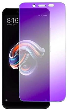 Oppo Real Me U1 Ablue Ray Light guard Tempered Glass
