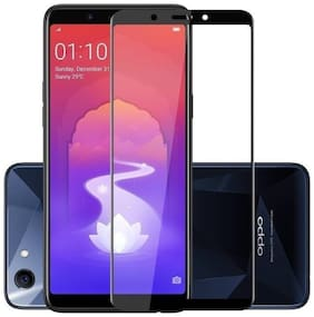 Mobality Tempered glass For Oppo realme 1