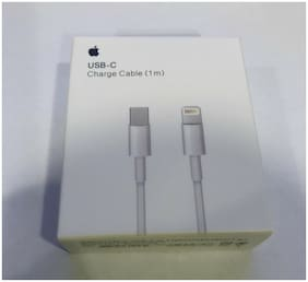 Original Apple USB-C To Lightning Cable (1m/3FT) MK0X2AM/A