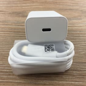 Original Genuine Google Pixel 2 3 & 3 XL 18W Wall AC Home Charger & Type-C Cable