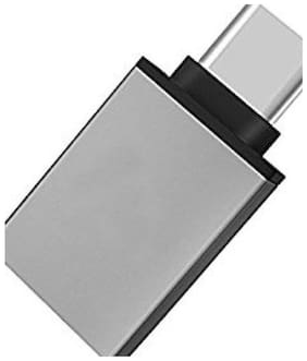 OTG Adapter Type C Metal USB 3.0 Adapter PACK OF 2 UNITS  COLOR MAY VERY