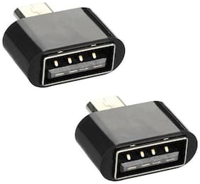 OTG Adapter(Pack of 2)