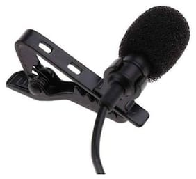 OVISTA 3.5mm Clip Microphone | Collar Mic for Voice Recording | Mic Mobile, PC, Laptop, Android Smartphones, DSLR Camera