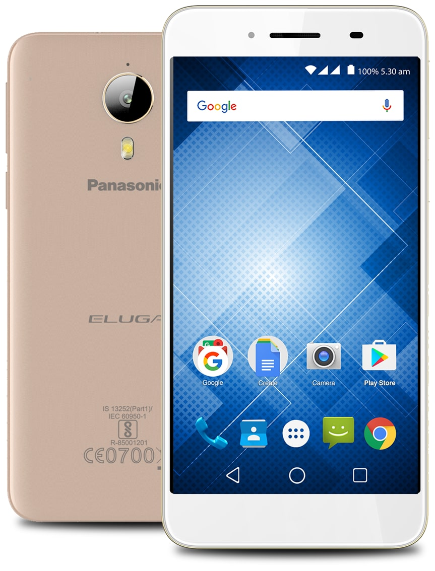 Panasonic Eluga I3 Mega Gold 3gb Ram 16gb Price In India 21 Nov Redmi 3s Prime 32gb 2018 Specification Reviews