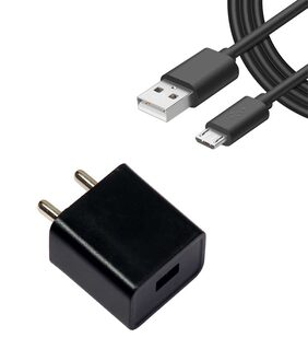 GENLIG Black Wall Charger