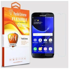 Parallel Universe UNBREAKABLE FLEXIBLE Tempered Glass Screen Protector for Samsung Galaxy S7