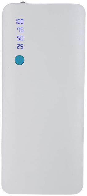 PB-Hefty P3 13000 mAh Power Bank - Blue  , White