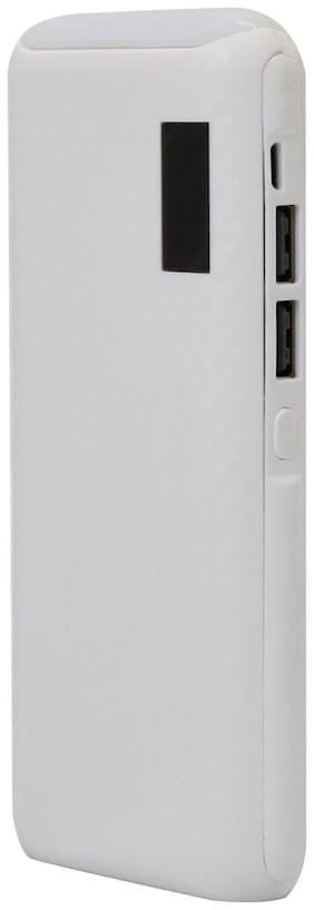 PB-Hefty TLWP 13000 mAh Power Bank - White