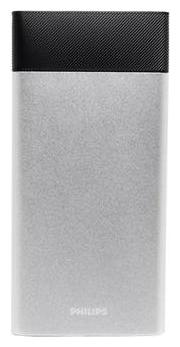 Philips 10000 mAh Power Bank   Silver by India Mobiles