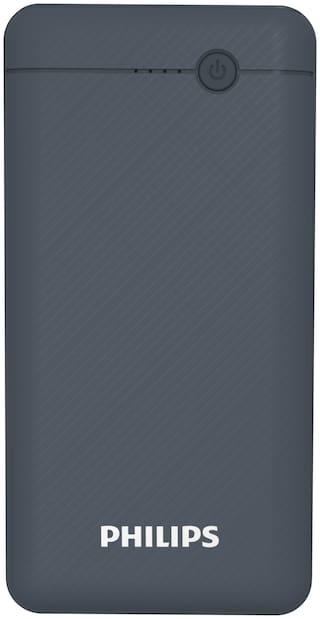 Philips DLP1710CV 10000 mAh Portable Power Bank - Blue