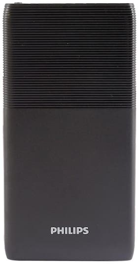 Philips DLP9001NB 10000 mAh Power Bank - Black