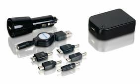 Philips Multi Brand Cellphone Charging Kit - LG, Samsung, Nokia & Micro/Mini USB