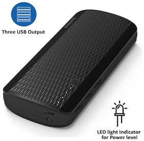 Philips 13000 mAh Power Bank - Black