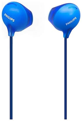 Philips SHE2305BL/00 In-Ear Wired Headphone ( Blue )
