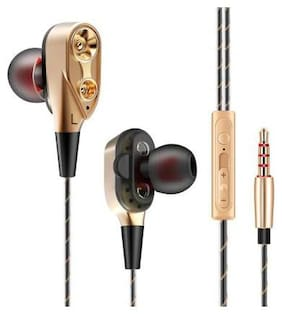 Pickadda Ck8 In-ear Wired Headphone ( Assorted )