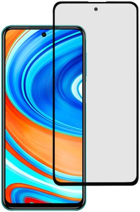 Pisces Edge to Edge  Hybrid Gaming Matte Tempered Glass Screen Protector for REDMI NOTE 9 PRO with Back Skin