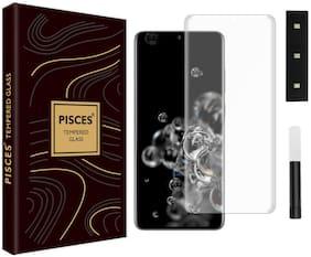 Pisces Nano Liquid Tempered Glass For Samsung Galaxy S20 Plus Transparent