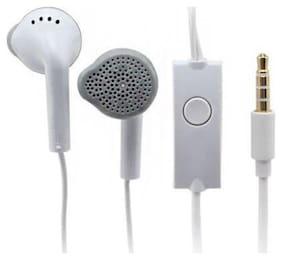 Plus shine YS022 In-Ear Wired Headphone ( White )