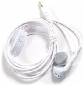 Plus shine YS038 In-Ear Wired Headphone ( White )