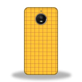 PM PRINTS Back Cover For Motorola Moto E4 Plus (Multi)