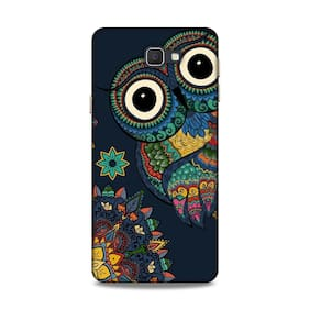 PM PRINTS Back Cover For Samsung Galaxy On7 Prime (Multi)