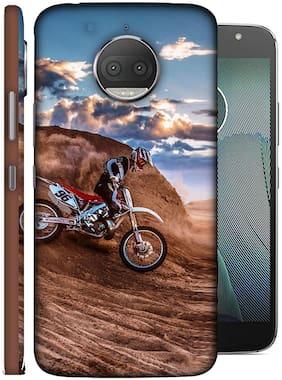 PM PRINTS Back Cover For Motorola Moto G5s Plus(Multi)