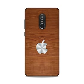 PM PRINTS Back Cover For Redmi Note 4 (Multi)