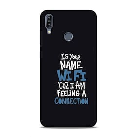 PM PRINTS Back Cover For Asus Zenfone Max M2 (Multi)