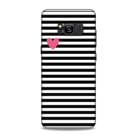 PM PRINTS Back Cover For Samsung Galaxy S8 (Multi)